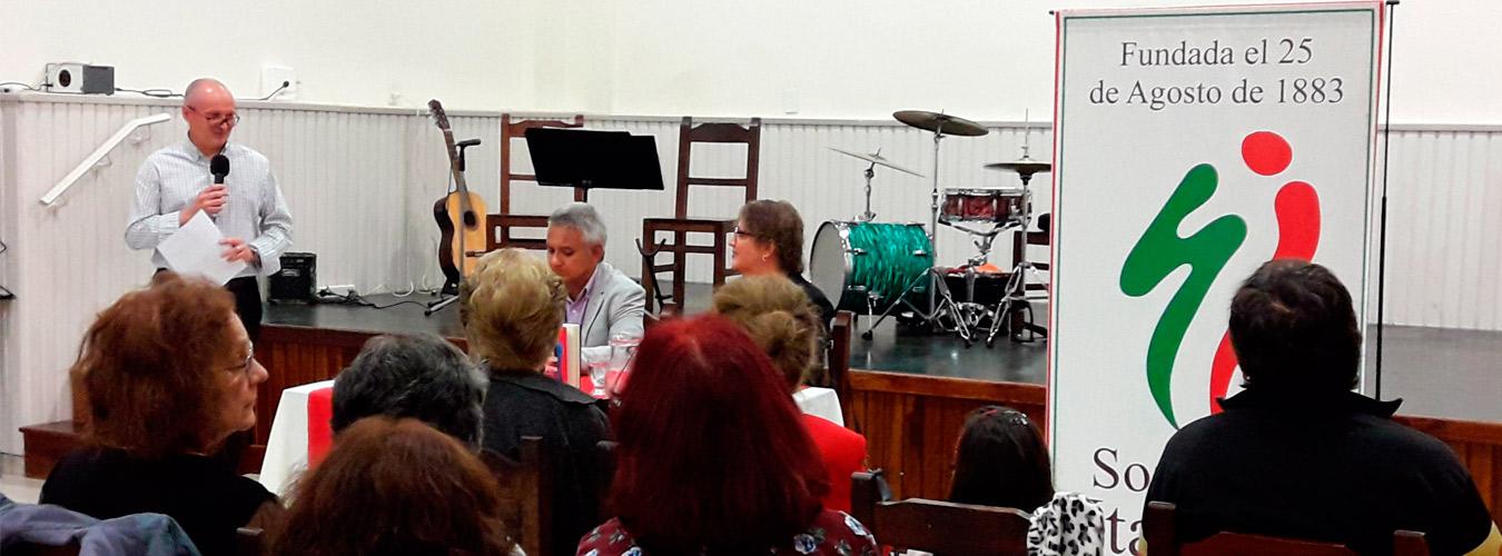 Eventos de la Sociedad Italiana en Salta, Argentina