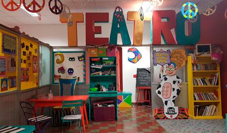 Escuela de Teatro de la Sociedad Italiana en Salta, Argentina